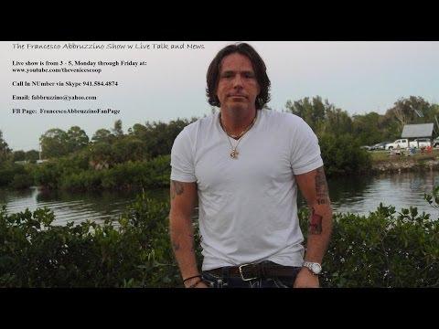 The Francesco Abbruzzino Live News & Talk Show