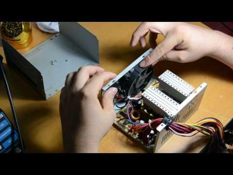 Reparacion de fuente de poder  PC ATX / #Venezuela