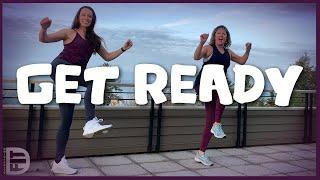 Download Lagu Get Ready - Pitbull Feat Blake Shelton DanceFit University MP3