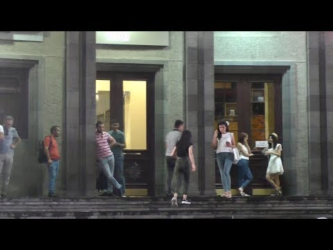 Yerevan, Andzrev, Kino