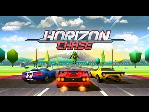 Horizon Chase - World Tour [By Aquiris] Android iOS Gameplay HD