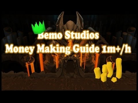 ★Runescape Money Making 1M-1.5M 2012 EOC★ (Bullseye Lamp)