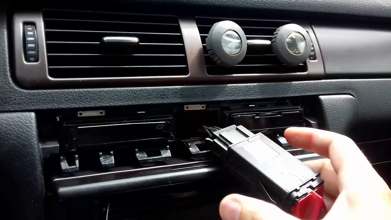 Jak Wymienić Włącznik Awaryjnych Audi A6 C5 Sterownik Awaryjnych I