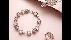 Rose Gold Bracelets For Women.