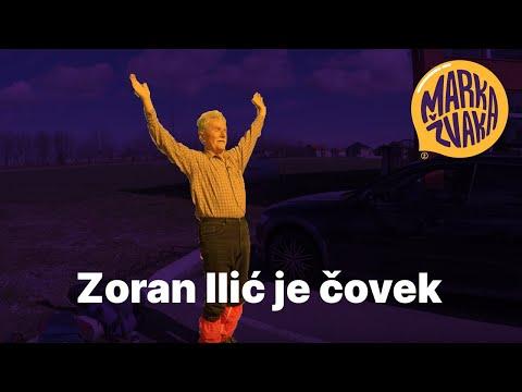 Zoran Ilić je čovek