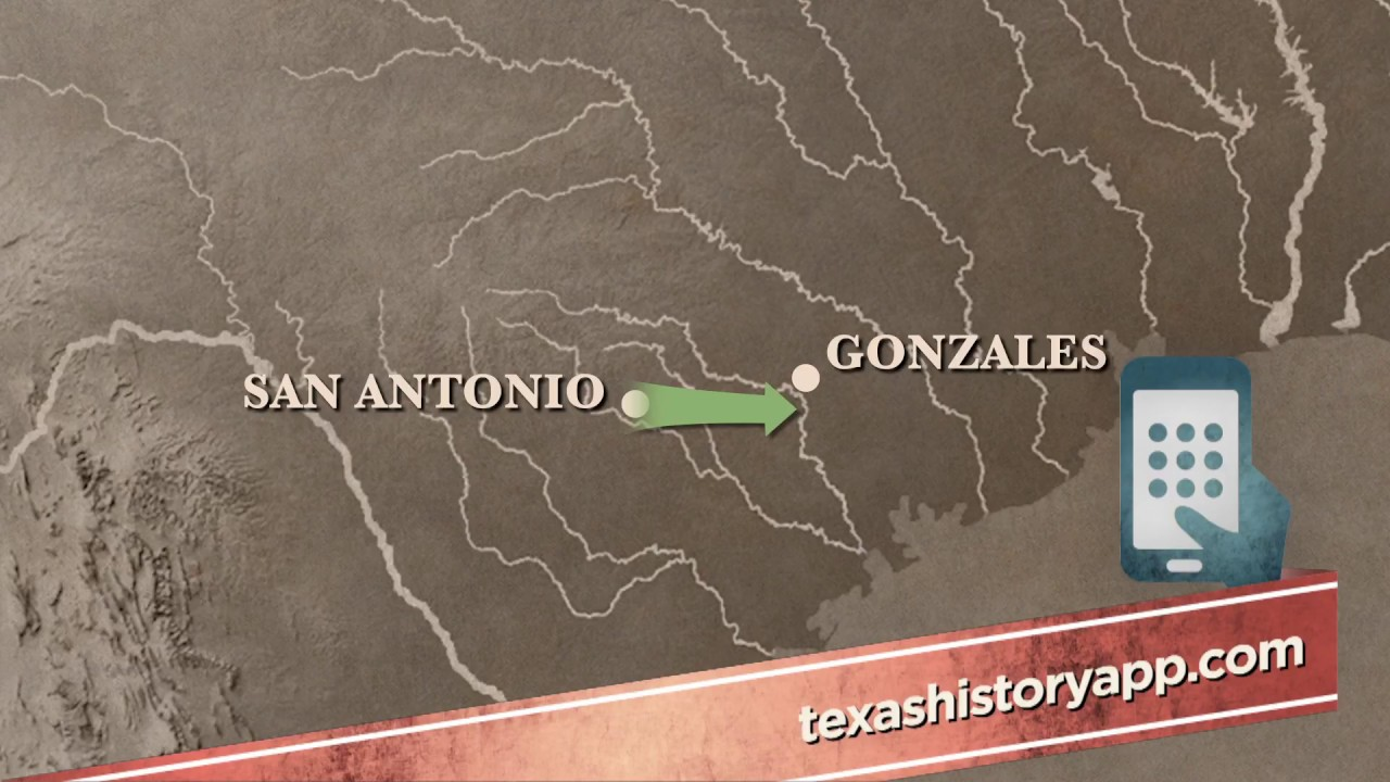 San Antonio to Gonzales Road | Independence Trail Region