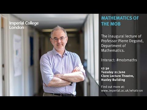 Mathematics of the mob