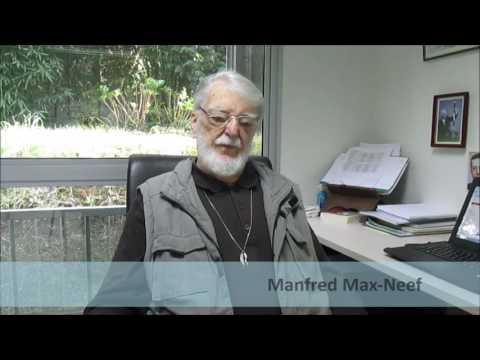 Congreso Transdisciplina 2016 / Invitación Manfred Max-Neef