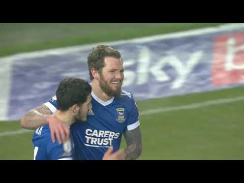 Ipswich Swindon Goals And Highlights