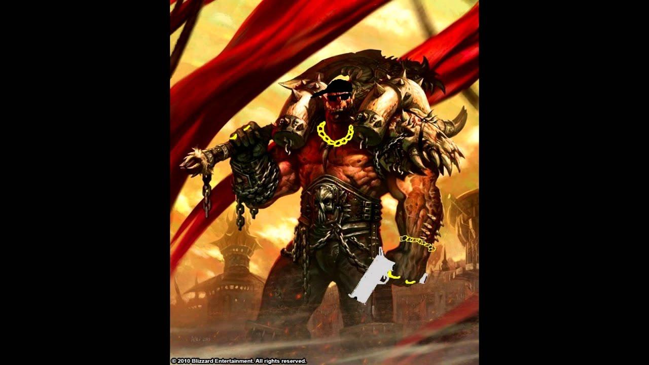 World Of Warcraft Wallpaper Hd Die Wahre Geschichte Von Garrosh Patch 5 3 5 4 World Of