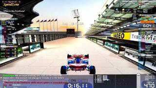 TrackMania Nations Forever Gameplay (PC HD)
