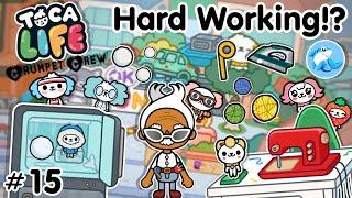 Crumpet Crew Hard Working 15