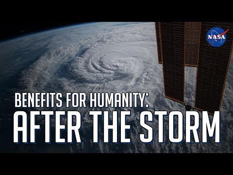 Benefits for Humanity: After the Storm
