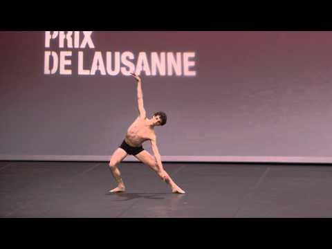 Gianluca Benedetti - 2016 Prix de Lausanne selections - contemporary variation