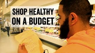 Healthy Grocery List: Shop Right on a Budget