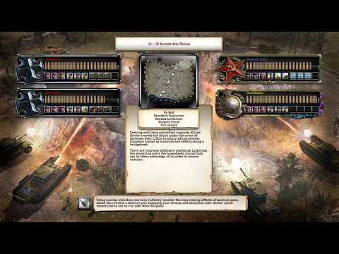 Company of Heroes 2 Multiplayer Shtrafbat Defense