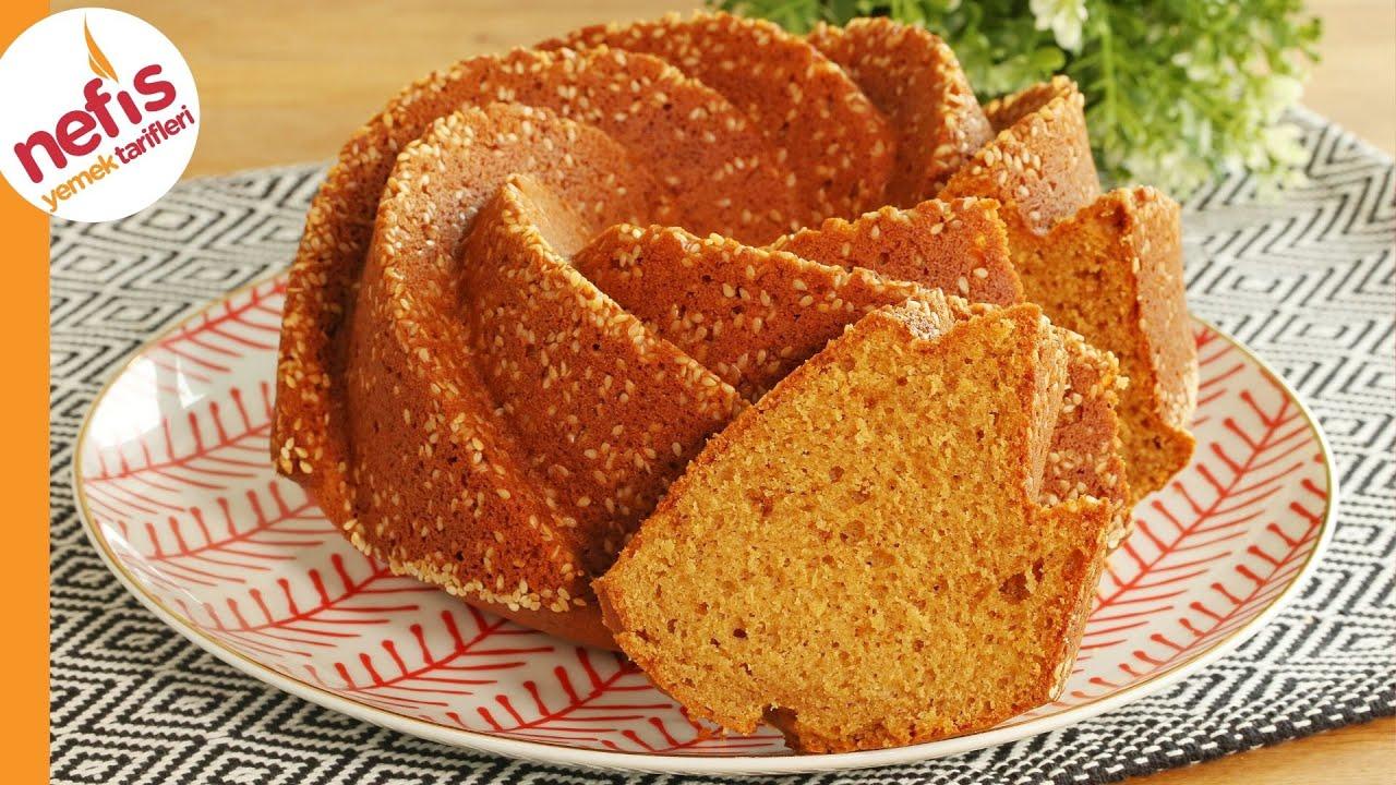 Tahinli Pekmezli Kek Tarifi I Nasıl Yapılır?