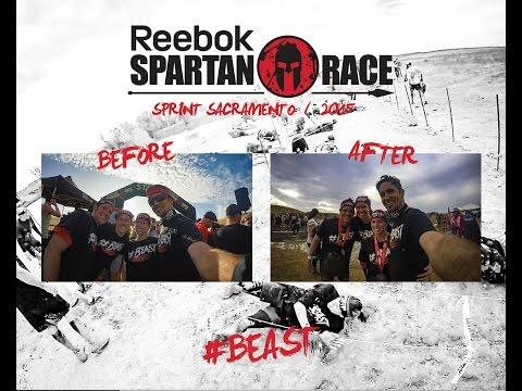 Team #BEAST: Sacramento Spartan Sprint 2015