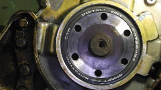 #17. Капитальный ремонт двигателя caterpillar c15. Сборка.