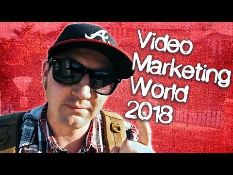My favorite Take Away from Video Marketing World 2018