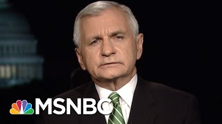 Sen. Reed: Donald Trump Is Doing Vladimir Putin's Work With NATO Attacks | The Last Word | MSNBC