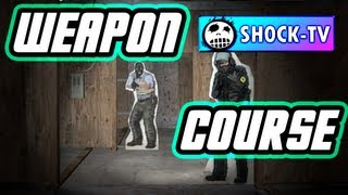 CS:GO Weapons Course // Speed Run 30.9