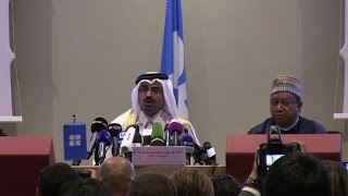OPEC agrees shock oil output cut
