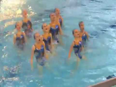 NATATION SYNCHRONISEE CHAMPIONNAT DE FRANCE 2017 REPORTAGE VIDEO COLOMIERS MRCOLOMIERS