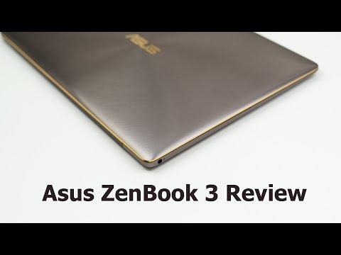 Asus ZenBook 3 UX390UA Review