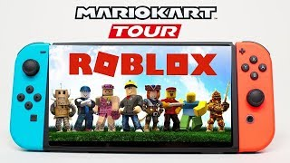 Major Switch News: Roblox Coming to Nintendo Switch ? & Mario Kart Tour is Free to Start