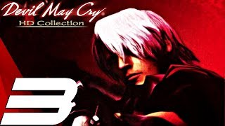 Devil May Cry HD - Gameplay Walkthrough Part 3 - Guiding Light (Remaster) PS4/XB1/PC