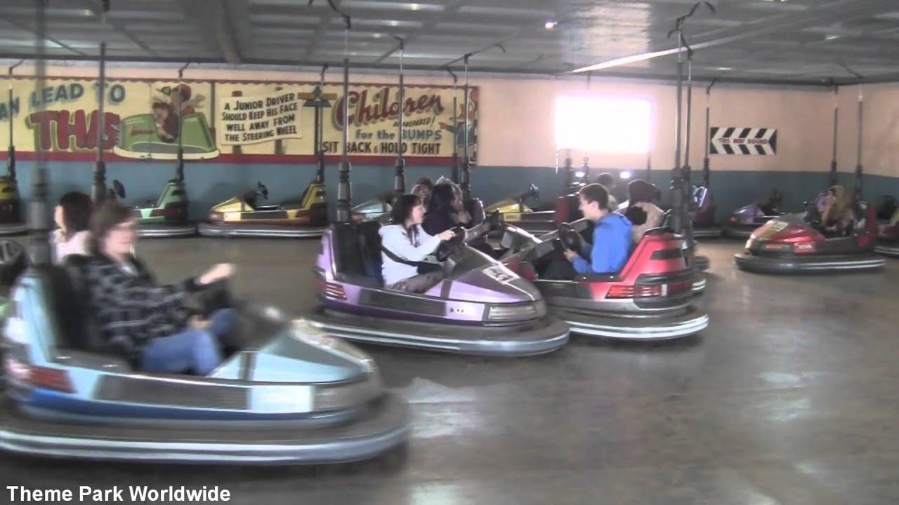 Dodgems Off Ride Hd Drayton Manor Youtube