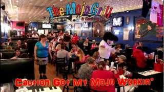 Mojo Grill Harlem Shake (In Restaurant)(Kids Night) HD