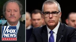 DiGenova: McCabe should have been fired a long time ago