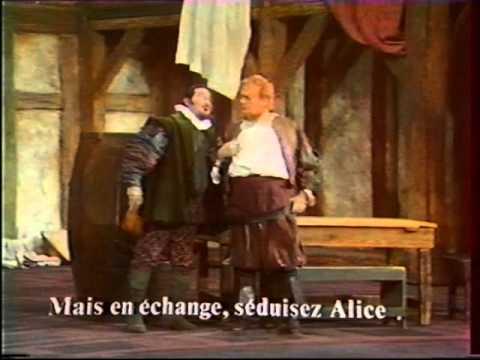 Giuseppe Verdi: Falstaff - Tito Gobbi
