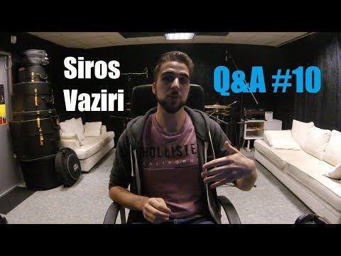 Recording Drums - Q&A #10