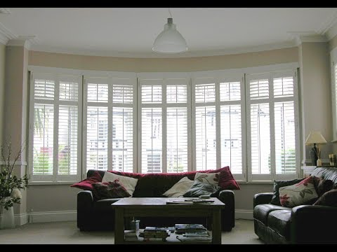 Blinds Bay Windows At Home Design Ideas