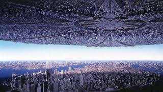 巨型飞碟降临地球,唯一目的就是消灭人类!速看经典科幻电影《独立日》