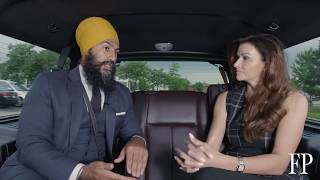 Jagmeet Singh speaks with FP
