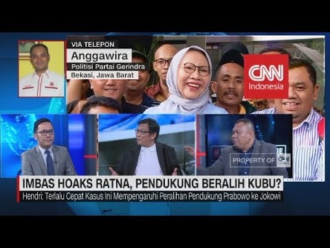 Tolak Isu Hoaks Ratna Sarumpaet Gerus Elektabilitas, Gerindra: Isu Ini Bukan Isu Fundamental