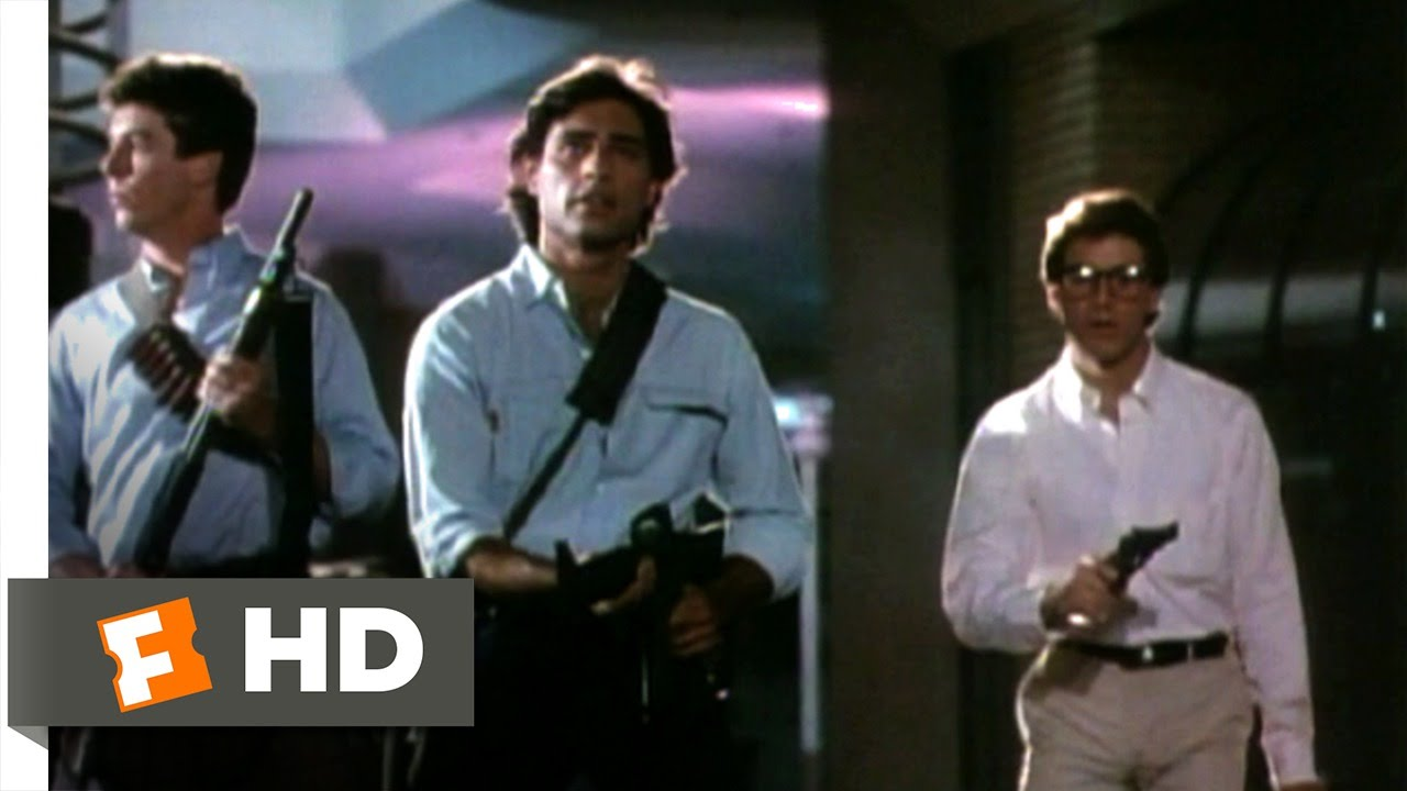 Download Chopping Mall (1986) - Peckinpah's Sporting Goods Scene (5/9)   Movieclips