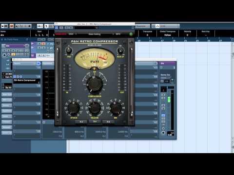 Demonstration - Plug And Mix 5/5 EQ And Dynamics
