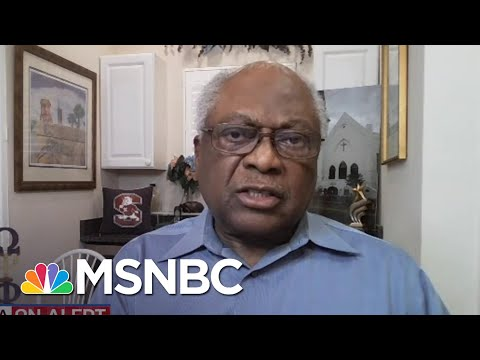Clyburn: 'We Have Some Sympathizers In The Congress That Probably Ought Not Be There' | Katy Tur