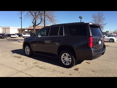 2017 Chevrolet Tahoe Broomfield, Arvada, Thornton, Boulder, Longmont, Ft. Collins, CO PFB00056