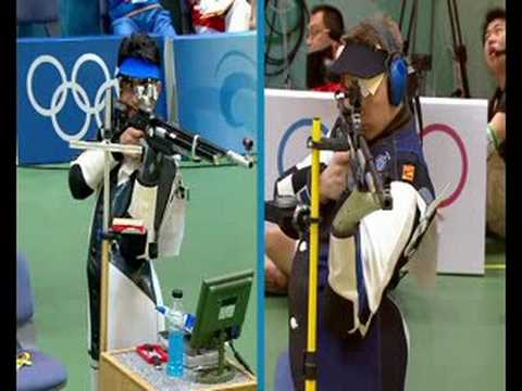 Abhinav Bindra - India's first ever individual gold medal