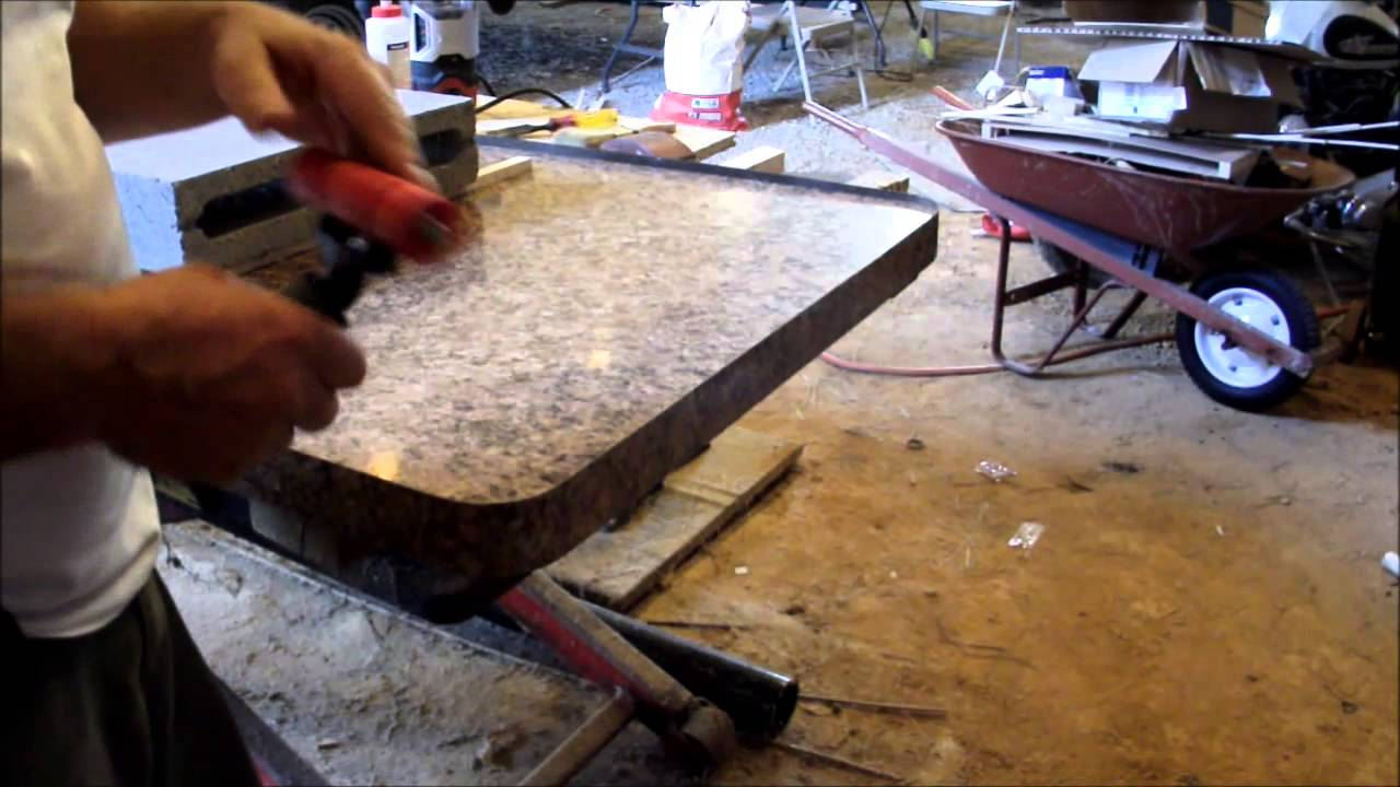 Making Formica Corners