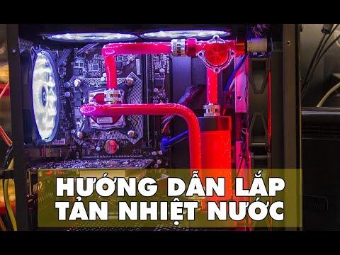 Hướng Dẫn Lắp Tản Nhiệt Nước PC Water Cooling | An Phat PC