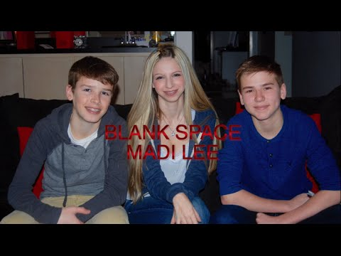 Taylor Swift - Blank Space (Madi Lee Cover)