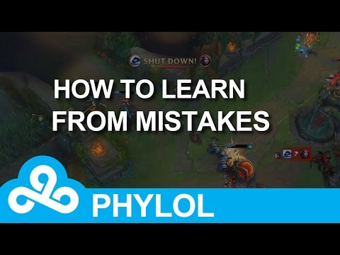 How to learn from your mistakes (and play against LeBlanc!)