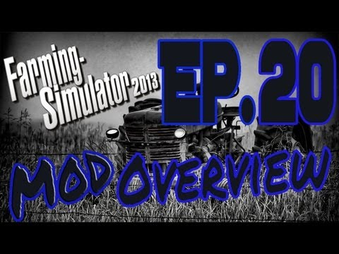 Farming Simulator Mods | Dodge Cummins 2500 & 5500 | Ep. 20